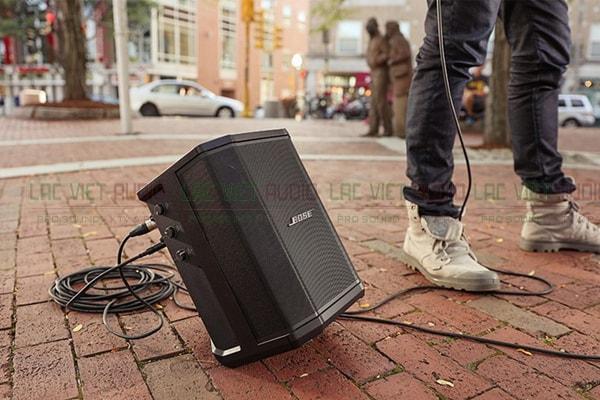 Ứng dụng của Loa Bose S1 Pro - Lạc Việt Audio