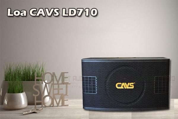 Tính năng của Loa CAVS LD710 - Lạc Việt Audio