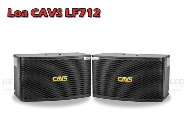 Loa CAVS LF712 - Lạc Việt Audio