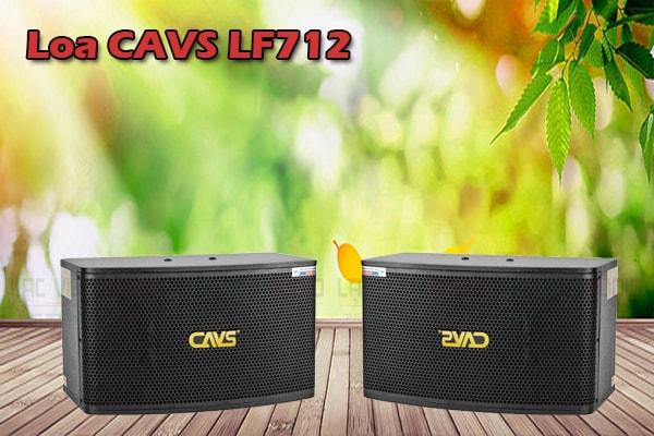Tính năng Loa CAVS LF712 - Lạc Việt Audio