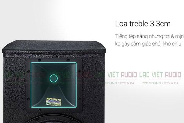 Thiết kế Loa Domus DP 6100- Lạc Việt Audio