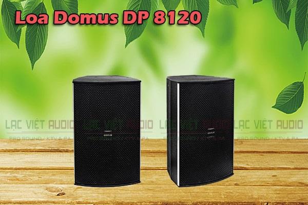 Loa Domus DP 8120-Lạc Việt Audio