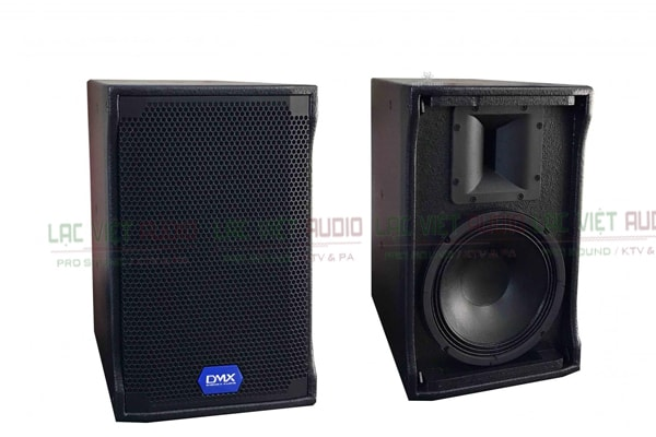 Cấu tạo Loa DMX ES 15 - Lạc Việt Audio