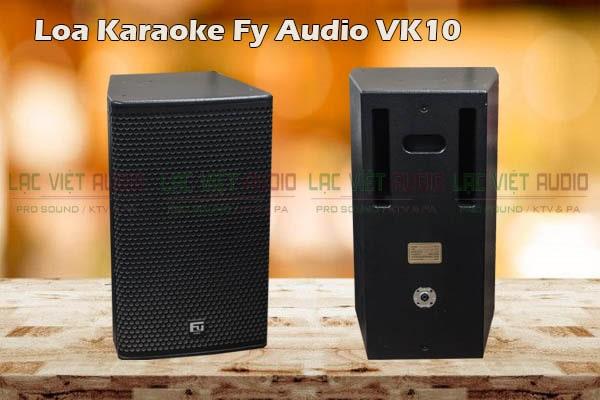 Tinh năng Loa Karaoke Fy Audio VK10