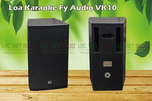 Thiết kế Loa Karaoke Fy Audio VK10