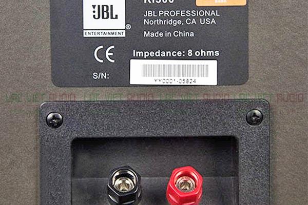Mặt sau loa JBL KI310 - lạc việt Audio