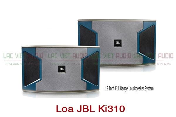 Thiết kế loa JBL Ki 310 - Lạc Việt Audio
