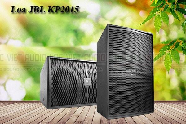 Thiết kế của loa JBL KP 2015 - Lạc Việt Audio