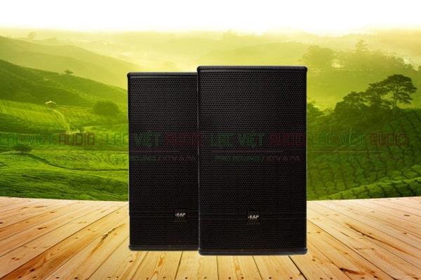 Thiết kế Loa AAP AKP10 - Lạc Việt Audio