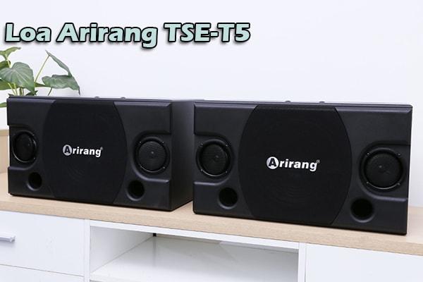 Cấu tạo Loa Arirang TSE T5- Lạc Việt Audio