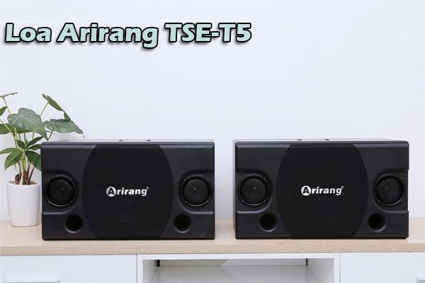 Thiết kế Loa Arirang TSE T5- Lạc Việt Audio