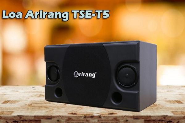 Tính năng Loa Arirang TSE T5- Lạc Việt Audio