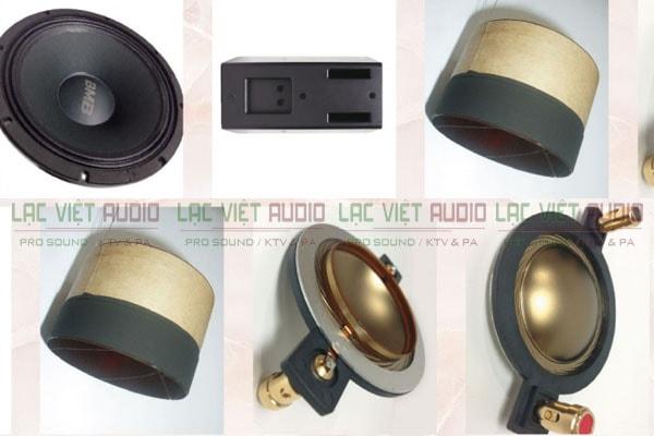 Cấu tạo của loa BMB CSS 1212 - Lạc Việt Audio