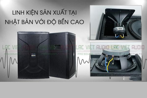 Tính năng Loa BIK BSP 812 - Lạc Việt Audio