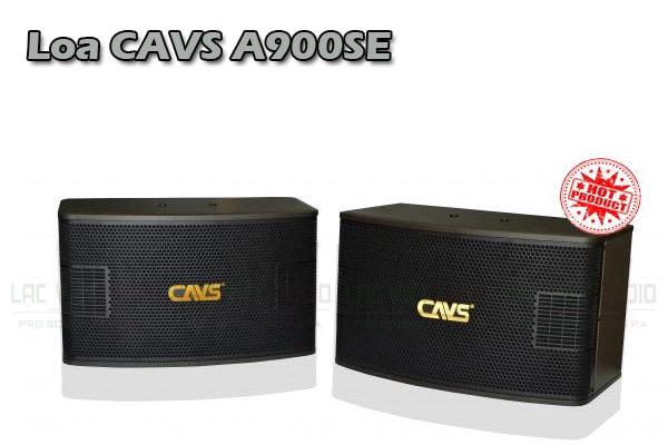 Tính năng của sản phẩm Loa CAVS A900SE - Lạc Việt Audio