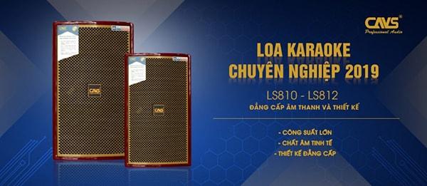Tính năng của Loa CAVS LS812 - Lạc Việt Audio