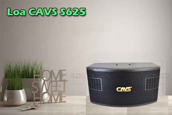 Tính ăng của Loa CAVS S625 - Lạc Việt Audio