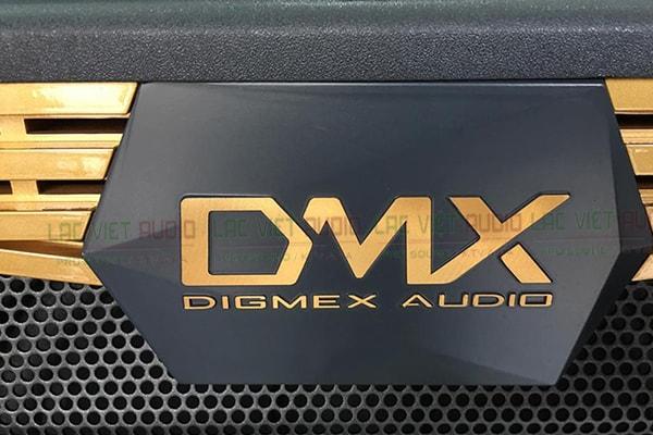 Thiết kế mặt trước Loa DMX CF10K - Lạc Việt Audio