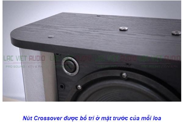 Cấu tạo mặt trước của loa JBL RM10 II - Lạc Việt Audio