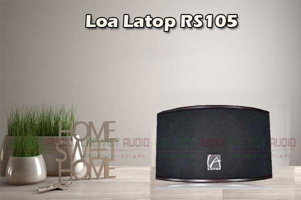 Loa Latop RS 105 - Lạc Việt Audio