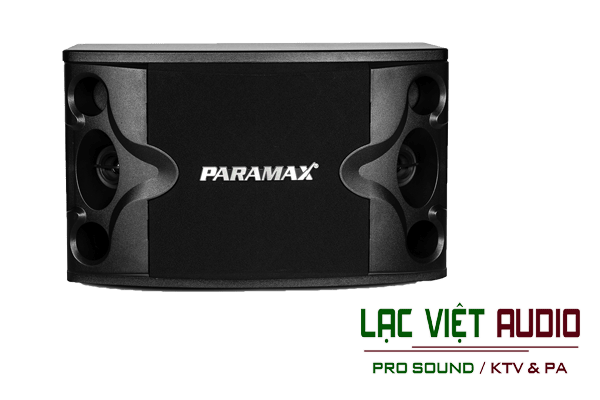 Cấu tạo Loa karaoke paramax P300 - Lạc Việt Audio
