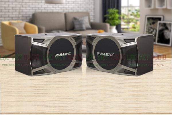 Thiết kế của Loa karaoke Paramax D1000 New 2018 - Lạc Việt Audio