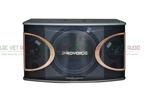 Đặc điểm Loa ProVoice PV210
