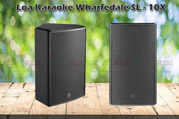 Tính năng Loa Wharfedale SI 10X