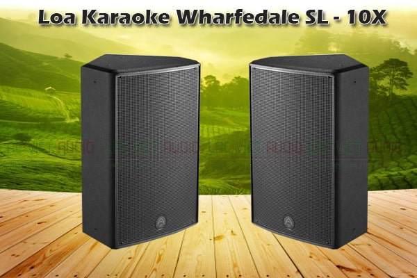 Giới thiệu Loa Wharfedale SI 10X