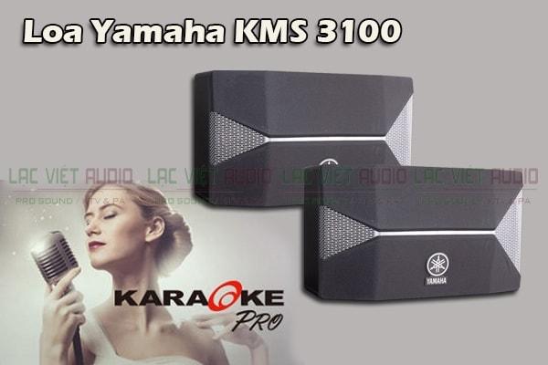 Tính năng Loa yamaha KMS 3100- Lạc Việt Audio