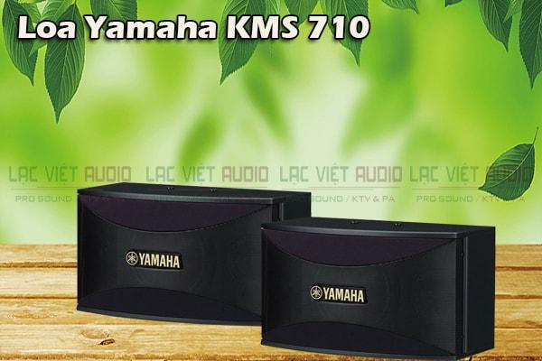 Tính năng của Loa yamaha KMS 710- Lạc Việt Audio