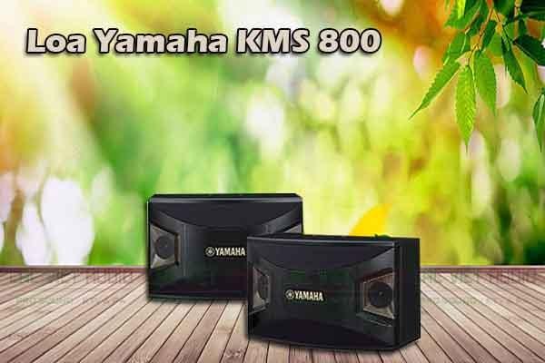 Tính năng của Loa yamaha KMS 800- Lạc Việt Audio