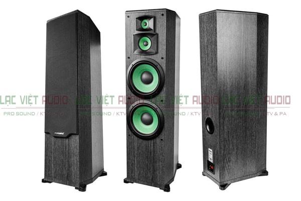 Cấu tạo chi tiết Loa karaoke paramax F2000 - Lạc Việt Audio