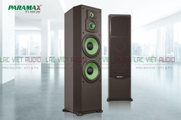 Thiết kế Loa karaoke paramax F2000 - Lạc Việt Audio