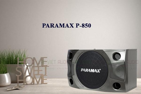 Loa Paramax P850 Lạc Việt Audio