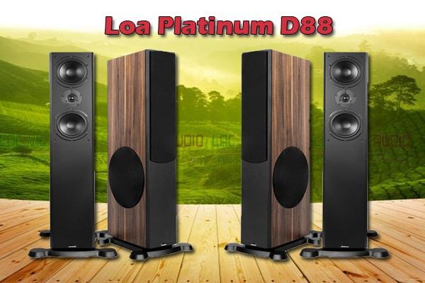 Tính năng Loa karaoke paramax platium d88 - Lạc Việt Audio