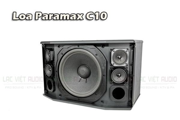 Loa Paramax Pro C10 - Lạc Việt Audio