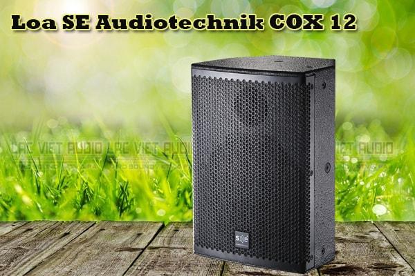 Thiết kế Loa SE Audiotechnik COX 12