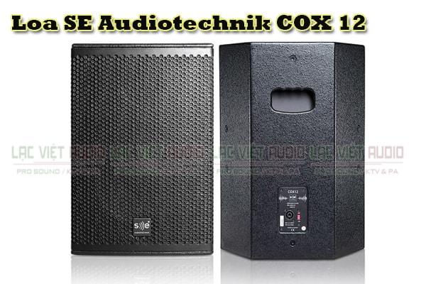 Tính năng Loa SE Audiotechnik COX 12