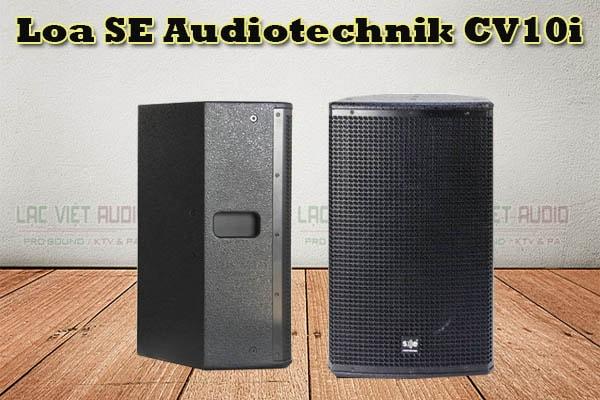 Thiết kế Loa SE Audiotechnik CV10i - Lạc Việt Audio