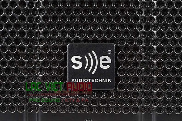 Chi tiết mặt trước Loa SE Audiotechnik K15i