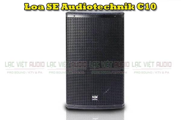 Thiết kế Loa SE audiotechnik C10