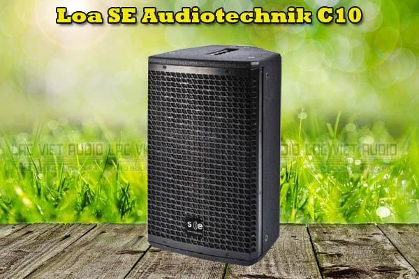 Tính năng Loa SE audiotechnik C10