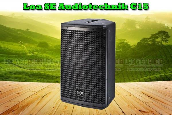 Thiết kế Loa SE Audiotechnik C15