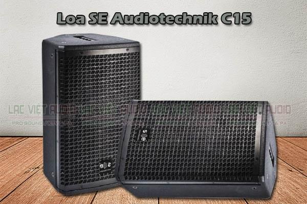 Tính năng Loa SE audiotechnik C15