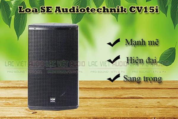 Tính năng Loa SE Audiotechnik CV15i - Lạc Việt Audio