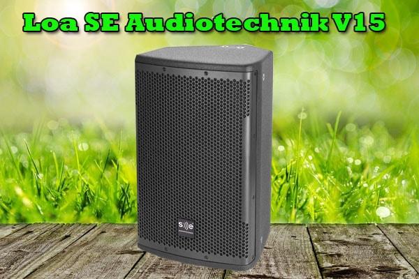 Loa SE Audiotechnik V15 -Lạc Việt Audio