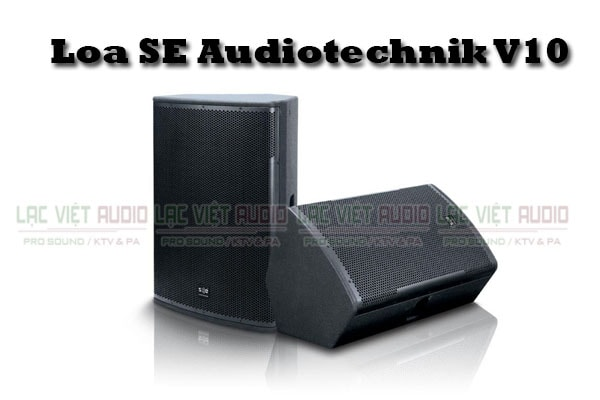 Loa SE Audiotechnik V10 - Lạc Việt Audio