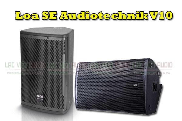 Tính năng Loa SE Audiotechnik V10 - Lạc Việt Audio