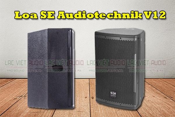 Loa SE Audiotechnik V12 - Lạc Việt Audio